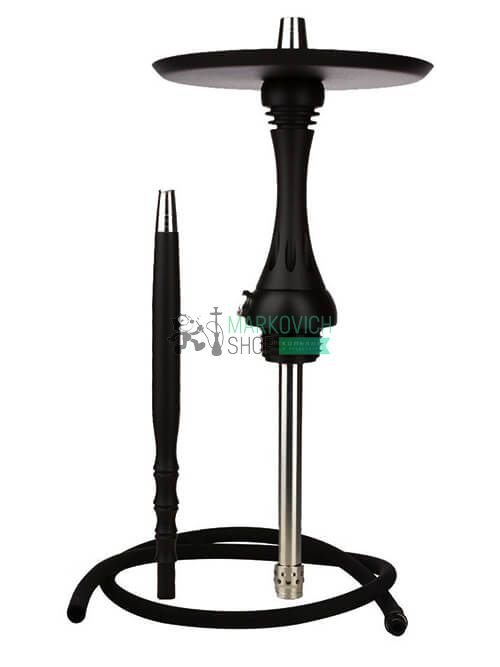 Кальян Alpha Hookah Model X Black Mat