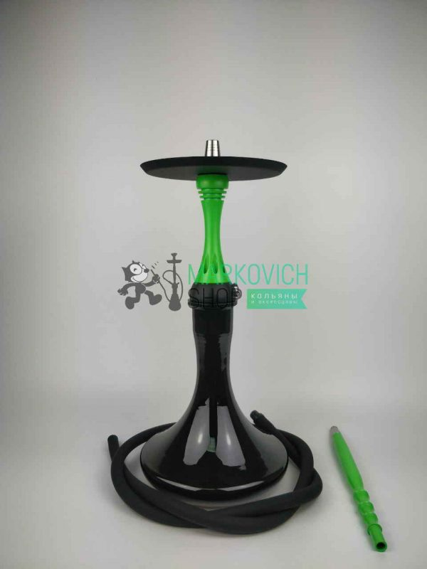 Кальян Alpha Hookah Model X Green